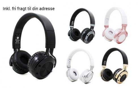 Bluetooth hovedtelefoner ♫