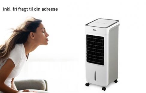 Køl, rens og fugt luften