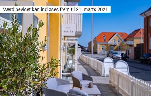 Hotel Marie i Skagen
