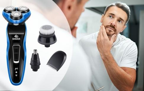 Her er din nye barbermaskine