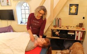Velgørende kropsbehandling