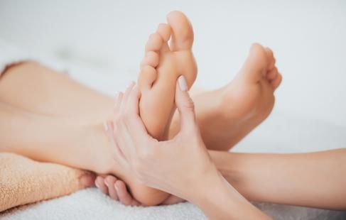 Zoneterapi og massage ♥