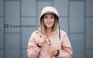 Regnjakke fra Kopenhaken