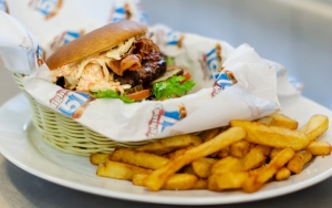 Velsmag og burgerglæde