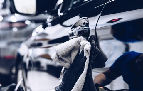 Stor bilklargøringspakke