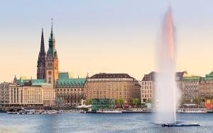 Miniferie i Hamborg