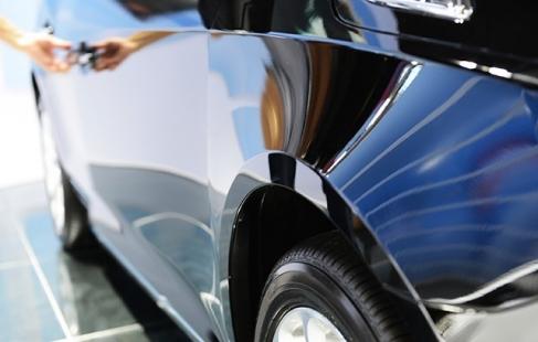 Royal rengøring af bilen
