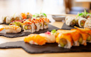 Sushi - all you can eat