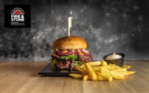 Valgfri burger i Kolding