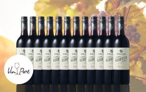 Få rødvin hjem til vinreolen