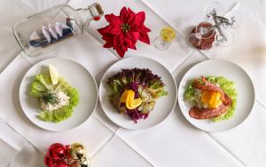 Eventyrlig middag i Nyhavn