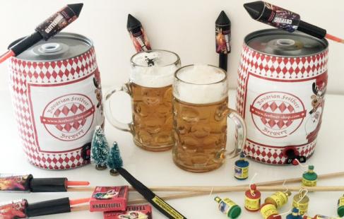 Få højtidens øl til døren