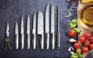Magnani knivsæt med 9 dele