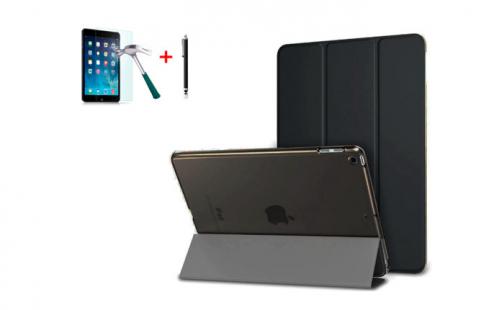 Praktisk iPad-cover