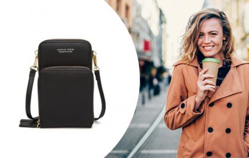 Elegant og stilren taske