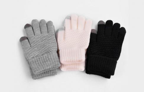 Handsker med touch