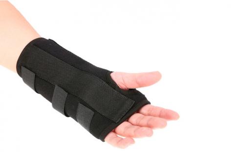 Støtte til dit håndled