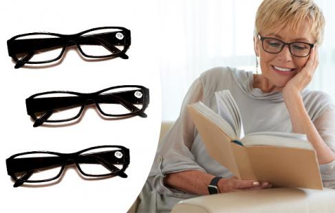 Ekstra læsebriller
