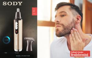 Næse- og hårtrimmer