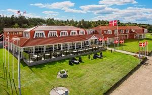 Luksusophold for 2 med udsigt til Limfjorden