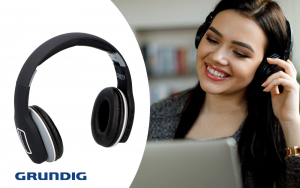 Trådløse høretelefoner