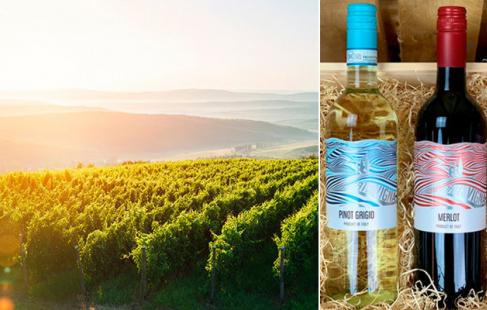 Kvalitetsvin fra Italien