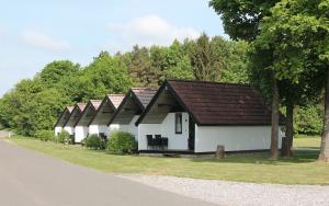 Rolig hytte ved Harresø Kro