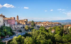 Kør-selv ferie til Toscana