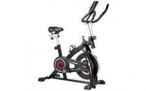 Træningscykel med LCD-skærm