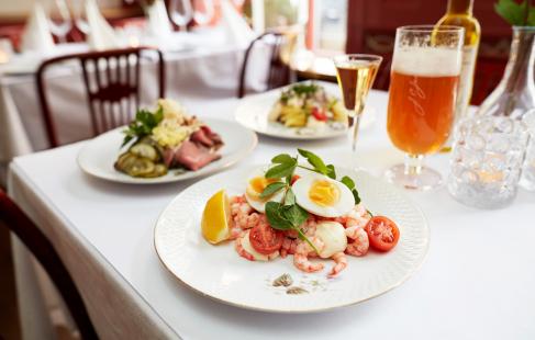 Frokost hos Restaurant Vita