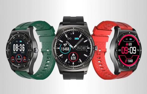 Smartwatch fuld af funktioner