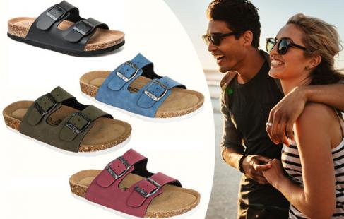 Komfortable sandaler