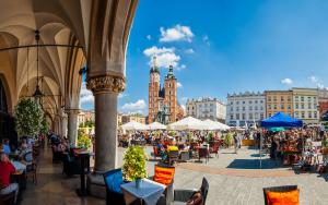 Rejse til Krakow