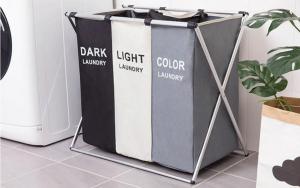 Smart vasketøjskurv