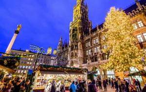 Julerejse til München