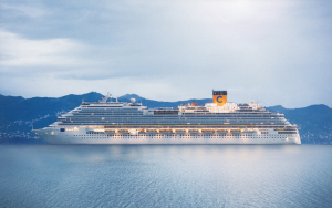 Krydstogt til de norske fjorde