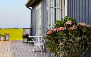 Ophold på Samsø Badehotel