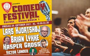 Comedy Festival i Odense