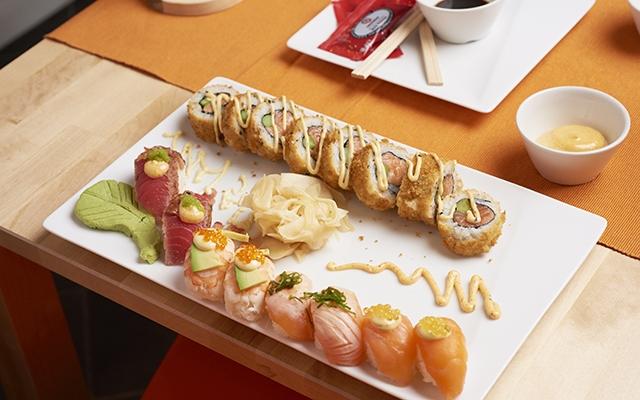 sushi Ølstykke b smukke hjørring