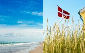 På toppen af Danmark...