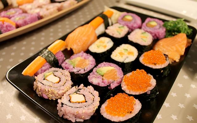 negro patter sorø sushi