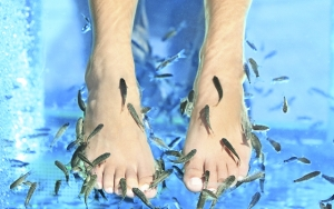 Sunde, silkebløde fødder